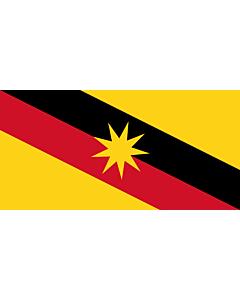 Fahne: Sarawak
