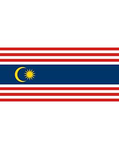 Fahne: Kuala Lumpur