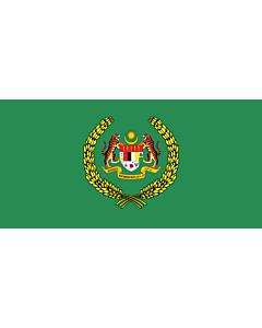 Fahne: Standard of the Raja Permaisuri Agong | The Royal Standard of the Raja Permaisuri Agong