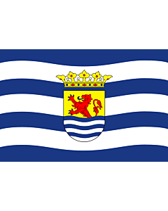 Fahne: Zeeland