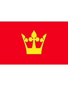 Fahne: Vestfold