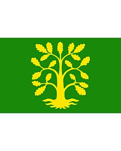 Fahne: Vest-Agder Fylke