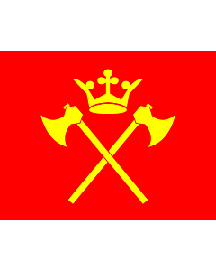 Fahne: Hordaland