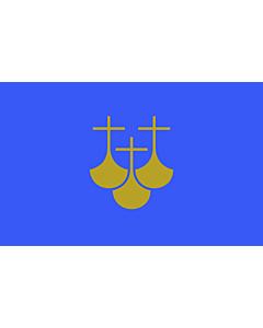 Fahne: Møre og Romsdal