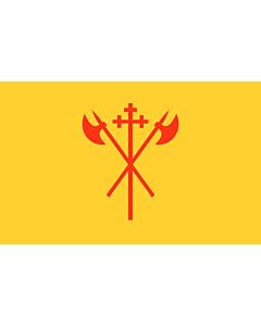 Fahne: Sør-Trøndelag