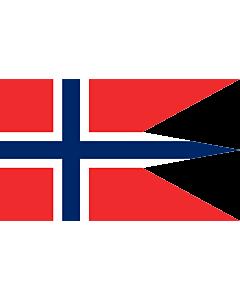 Fahne: Norwegen