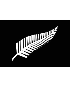 Fahne: Silberfarn-Fahne