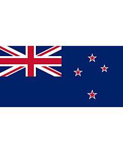 Fahne: Neuseeland