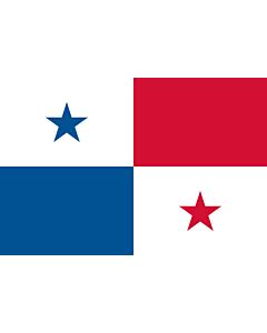 Fahne: Panama