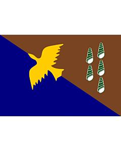 Fahne: Manus | Manus, province of Papua New Guinea | Plak bilong Manus, provins bilong Papua Niugini
