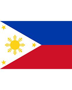 Fahne: Philippinen