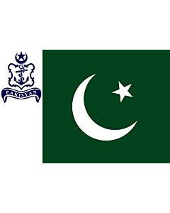 Fahne: Naval Standard of Pakistan