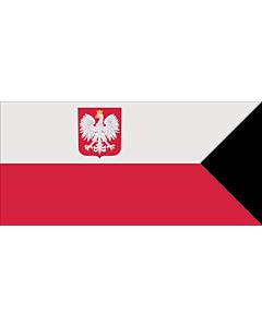 Fahne: Naval Ensign of Poland normative