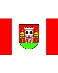 Fahne: POL gmina Wielbark | Wielbark Commune | Gminy Wielbark