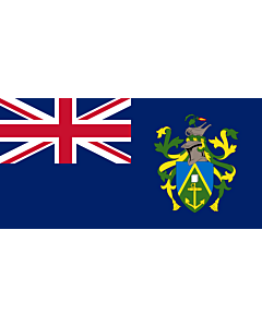 Fahne: Pitcairninseln