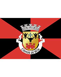 Fahne: Beja(auchBedschaoderBedja)