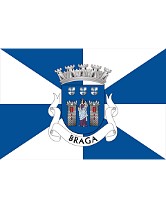 Fahne: Braga