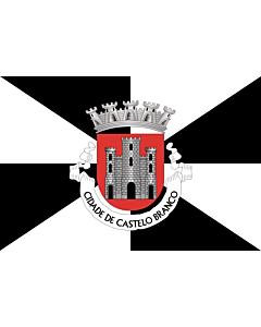 Fahne: Castelo Branco