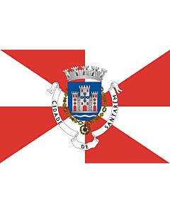 Fahne: Santarém