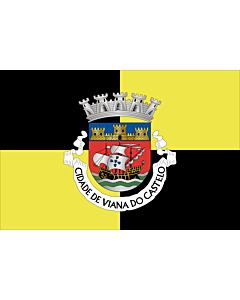 Fahne: Viana do Castelo