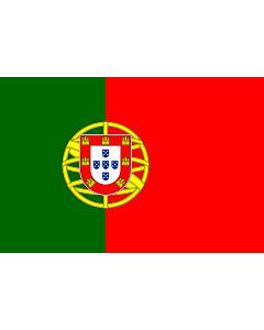 Fahne: Portugal