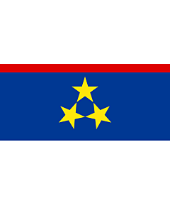 Fahne: Vojvodina