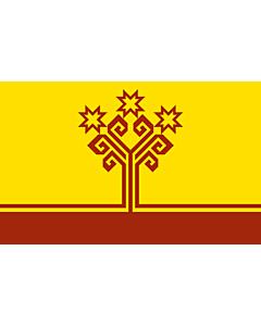 Fahne: Chuvash