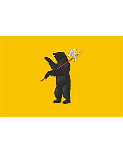 Fahne: OblastJaroslawl