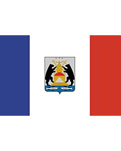 Fahne: OblastNowgorod