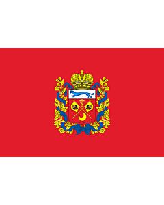 Fahne: OblastOrenburg