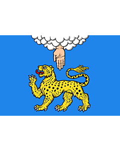 Fahne: OblastPskow