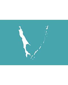 Fahne: OblastSachalin
