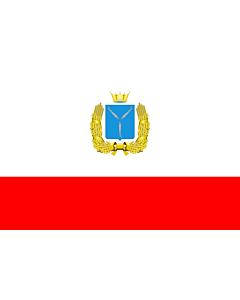 Fahne: OblastSaratow