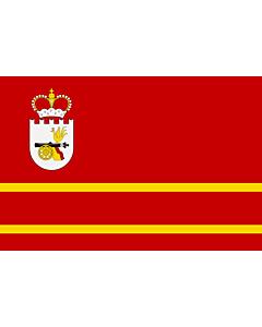 Fahne: OblastSmolensk
