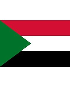 Fahne: Sudan