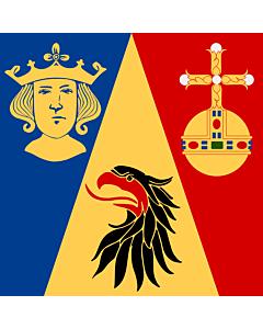 Fahne: Stockholm