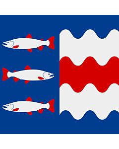 Fahne: Västernorrlands