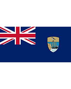 Fahne: St. Helena