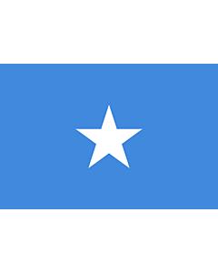 Fahne: Somalia