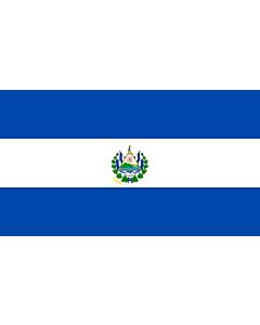 Fahne: El Salvador