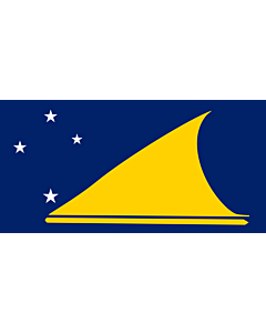 Fahne: Tokelau