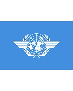 Fahne: ICAO