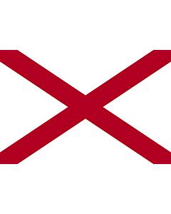 Fahne: Alabama