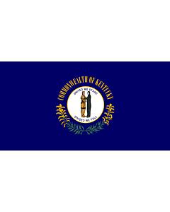Fahne: Kentucky