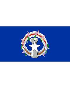Fahne: Nördlichen Marianen
