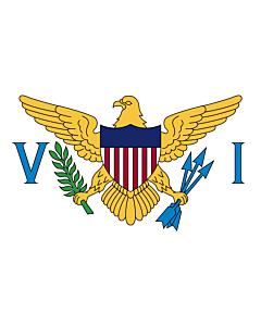Fahne: AmerikanischenJungferninseln