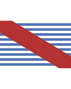 Fahne: Canelones (Departamento)