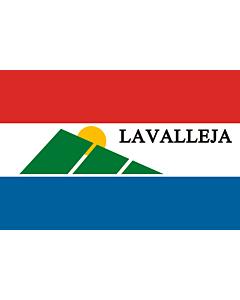 Fahne: Lavalleja