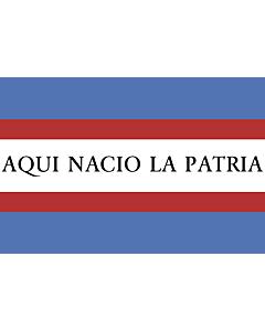 Fahne: département de Soriano
