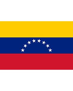 Fahne: Venezuela